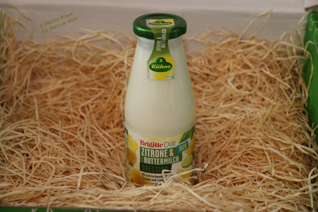 Zitrone-Buttermilch-Dressing
