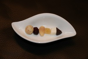 Schokolata bitter-sweet