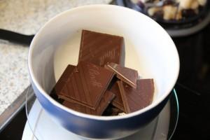 Meersalz-Schokolade