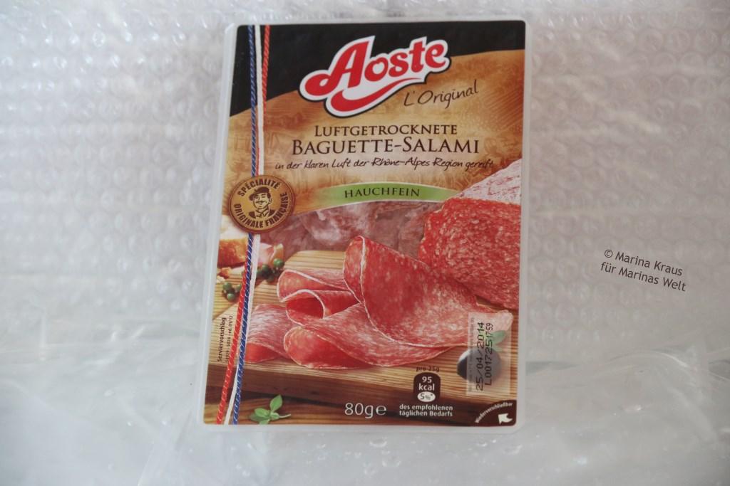 Aoste Baguette-Salami