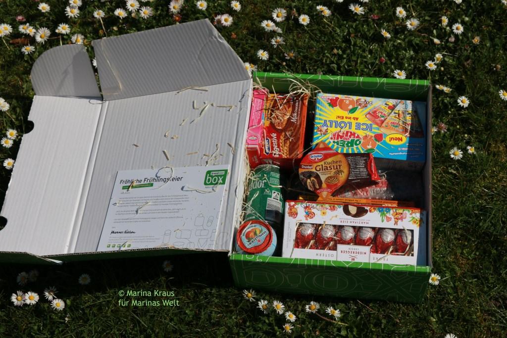 brandnooz Box März 2014