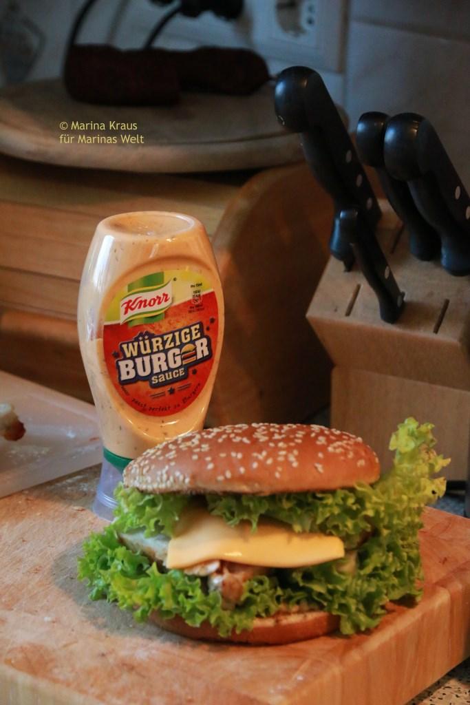 Chickenburger März 2014