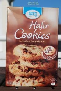Backmischung Hafercookies