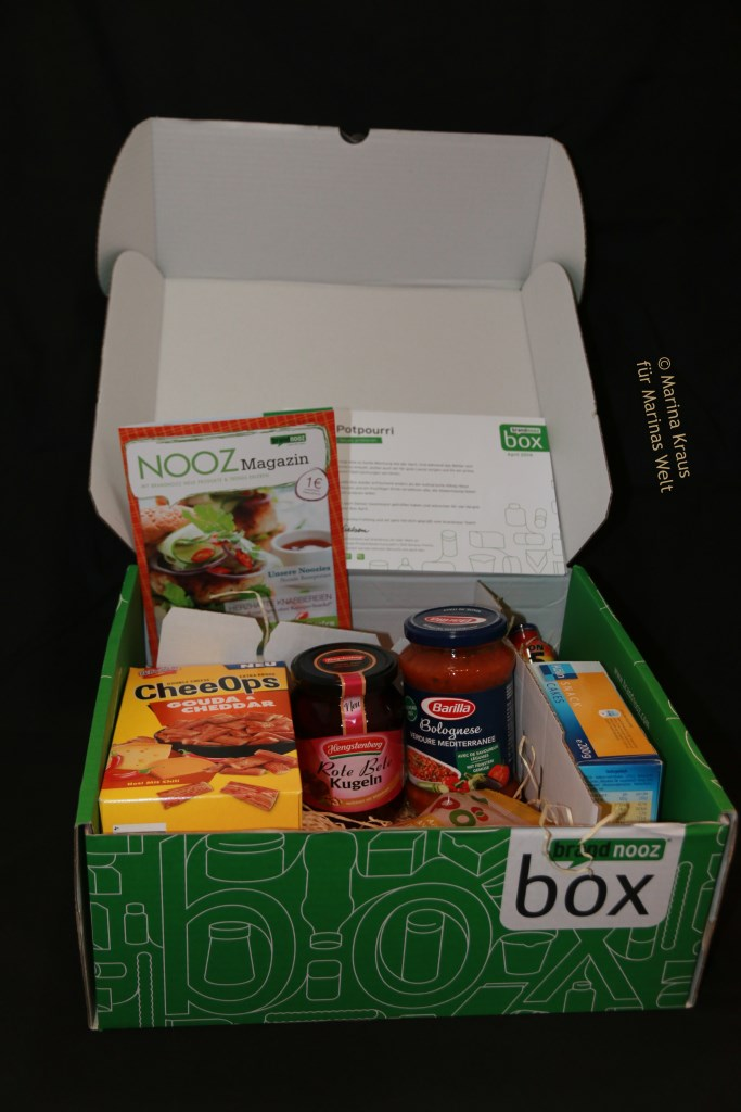 goodnooz Box April 2014