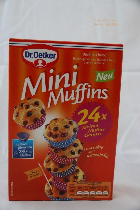Mini Muffins_Dr_Oetker