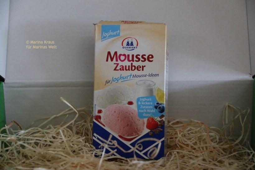 Mousse Zauber Joghurt