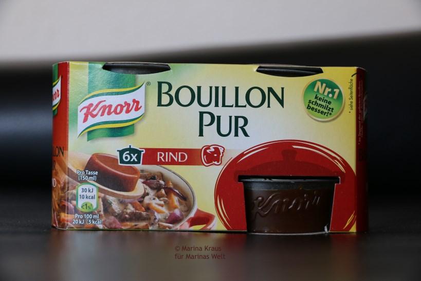 Knorr Bouillon Rind