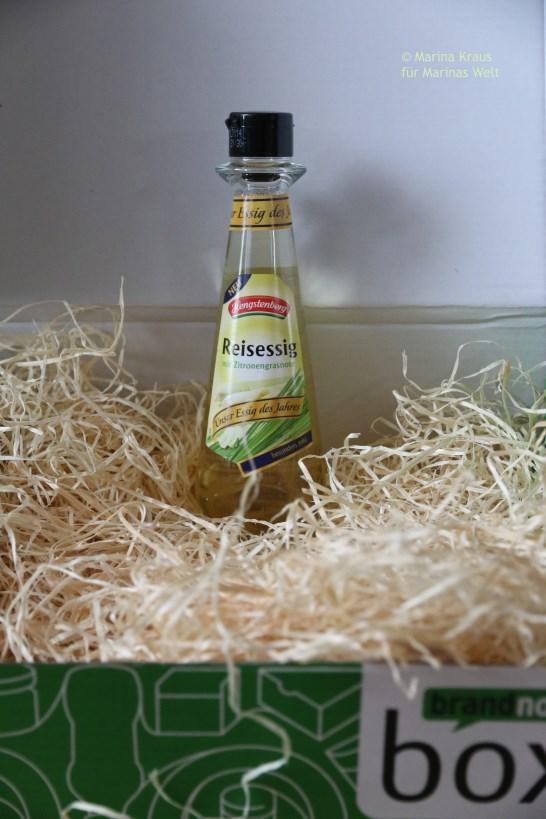 Reisessig mit Zitronengras