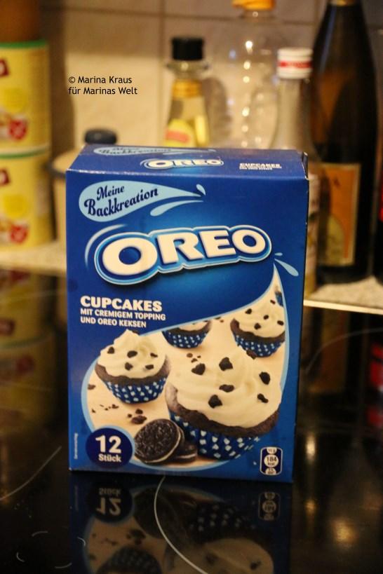 Backmischung Fur Oreo Cupcakes Produkttest Marinas Welt