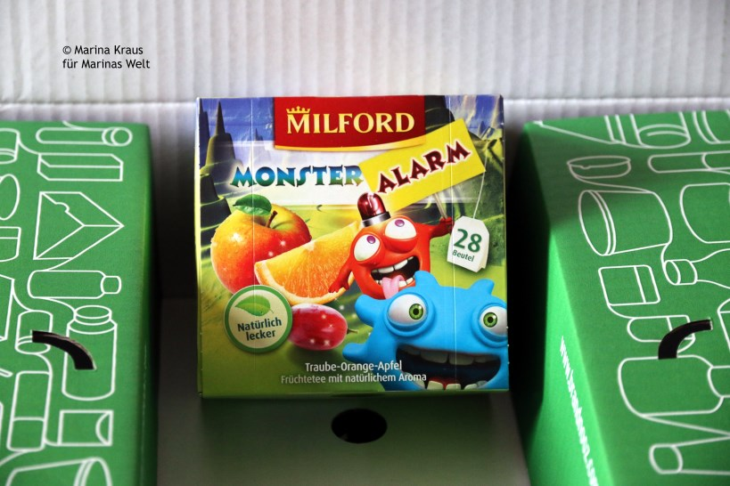 Früchtetee Monsteralarm