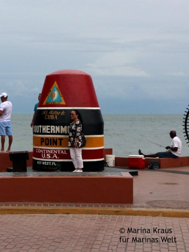 Key West_Südlichster Punkt