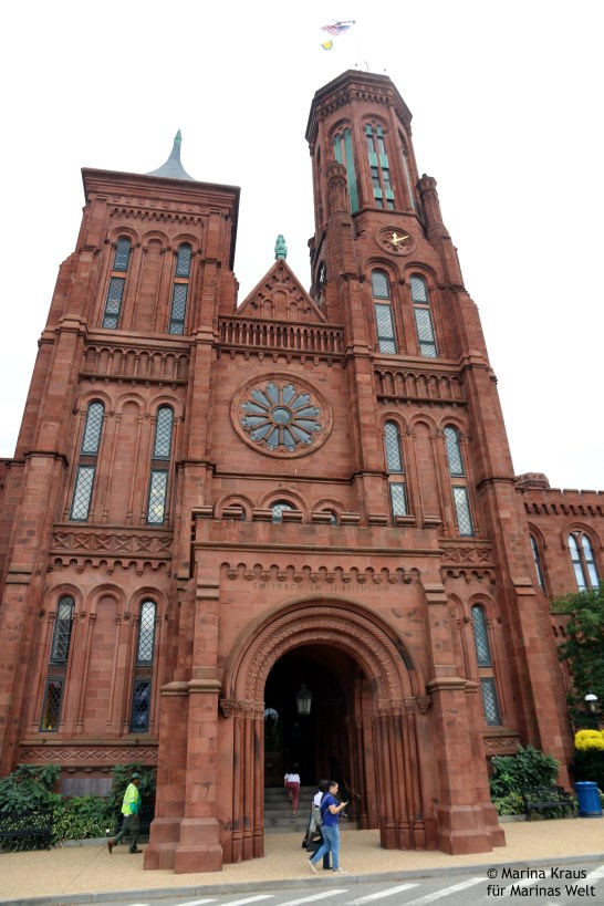 Washington_Smithsonian Building