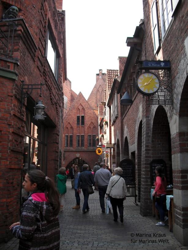 Böttcherstraße_Bremen