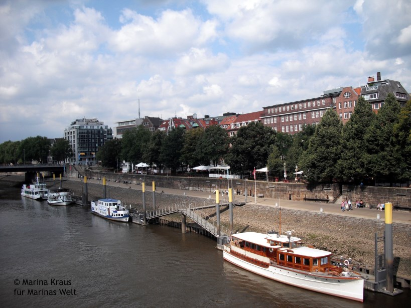 Weserpromenade_Schlachte_Bremen