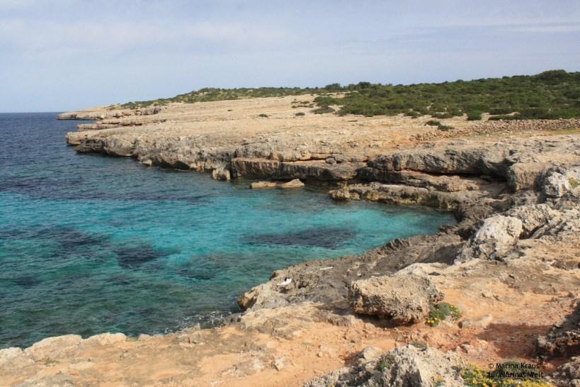 Mallorca Naturparks Unterwegs Marinas Welt